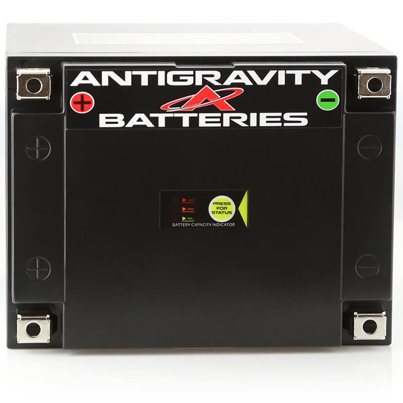 Lithium ATX30-HD Powersports Battery with 4-Terminal Design