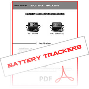 Antigravity Bluetooth Battery Tracker Instruction Manual
