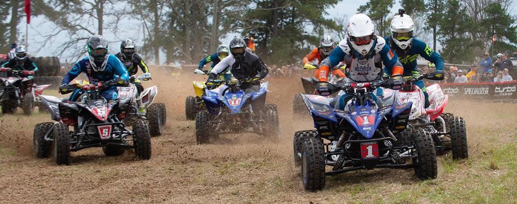 Walker Fowler Wins GNCC Rd2, Antigravity-Sponsored ATV Rider