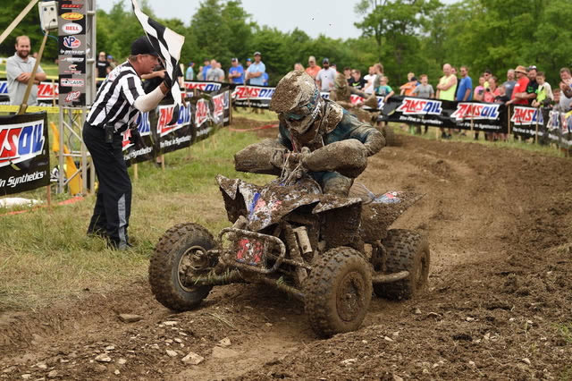 Walker Fowler GNCC Rd7 in New York