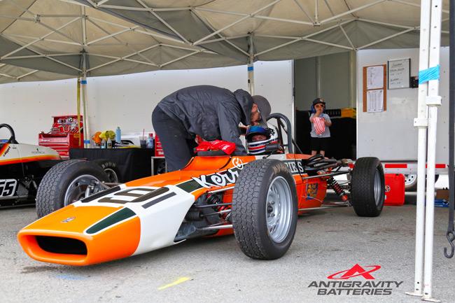 Laguna Seca IMSA Race Cars