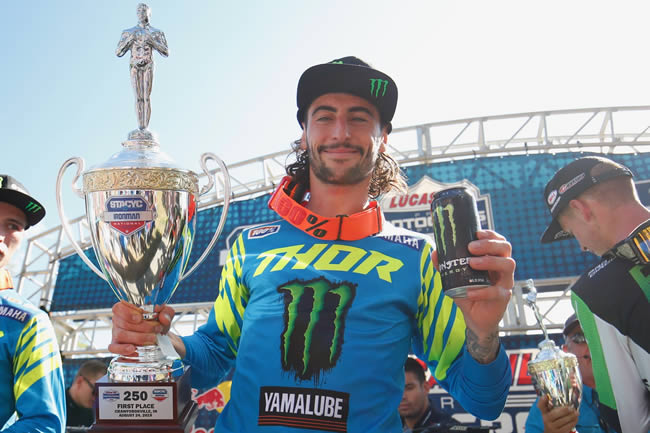 Star Racing Yamaha, Dylan Ferrandis, Ironman Win