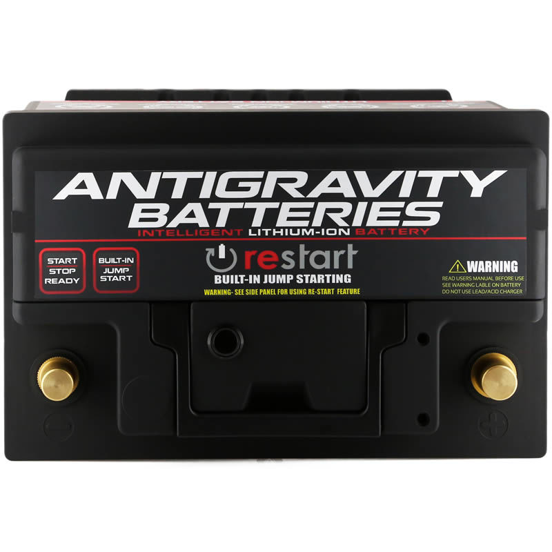 Antigravity AG-H8 Re-Start Lithium Battery, top view