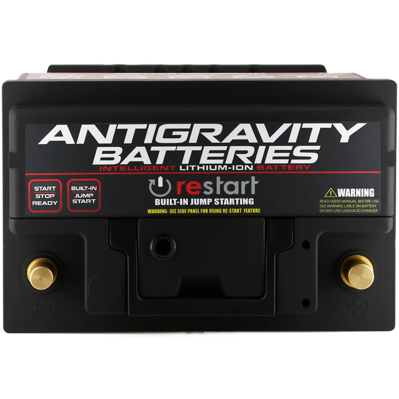 Antigravity AG-T6 Re-Start Lithium Battery, top view