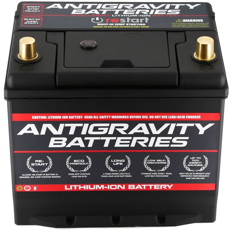 Antigravity Group-24 Lightweight Lithium-Ion Auto Battery