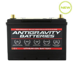 Antigravity Group-27 Lightweight Lithium Car Battery