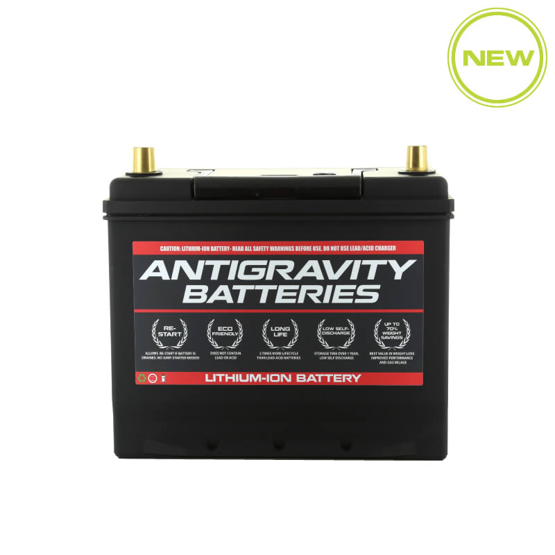 Antigravity Group-75/78 Lightweight Lithium Car Battery