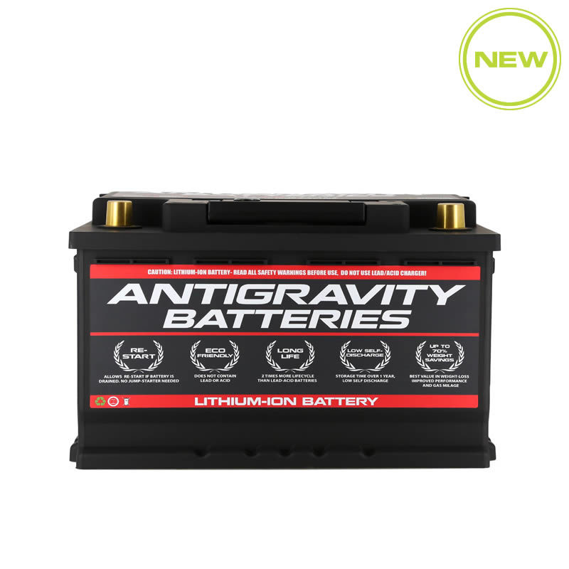 Antigravity T6/L2 Lightweight Lithium Car Battery