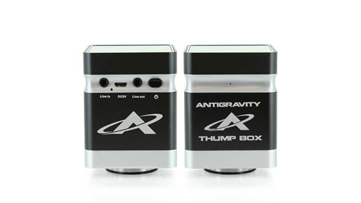 Bluetooth Electronics Products by Antigravity Batteries