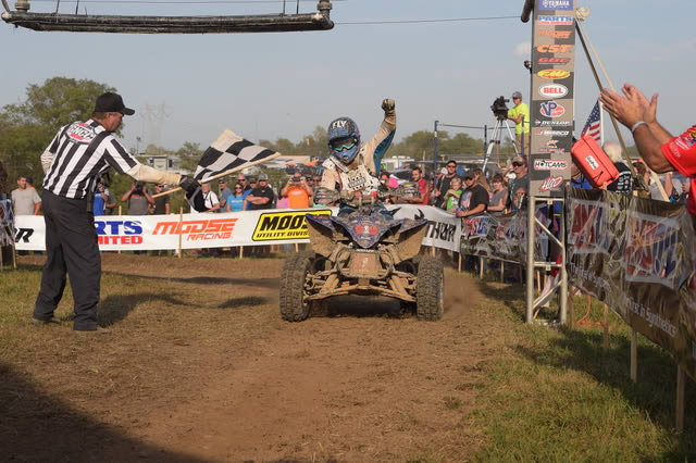 Walker Fowler GNCC Rd11 Pennsylvania Win