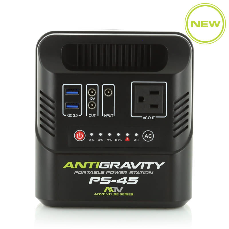 PS-45 Portable Power Station, Antigravity Batteries