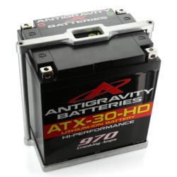Antigravity ATX30-HD-RS Secured in Battery Tray