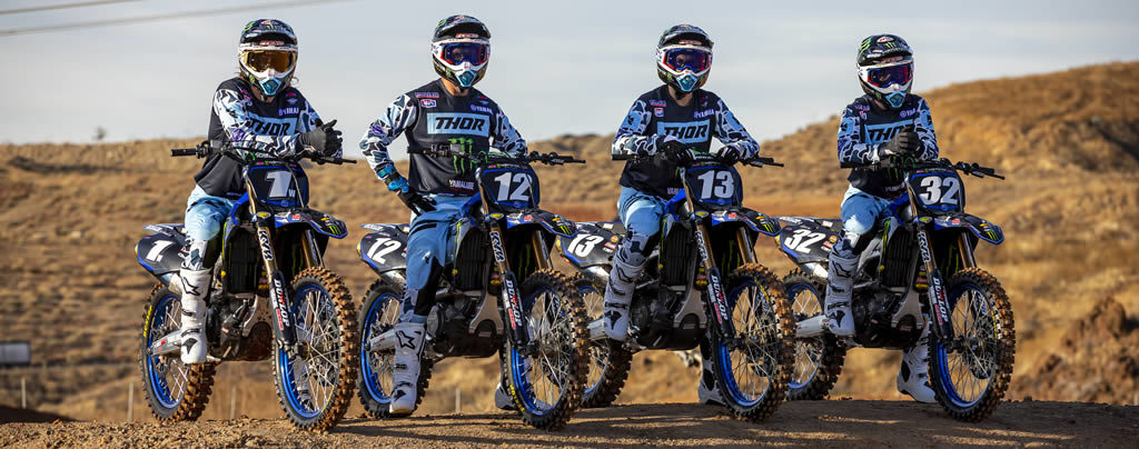 Antigravity Batteries & Star Racing Yamaha 2020