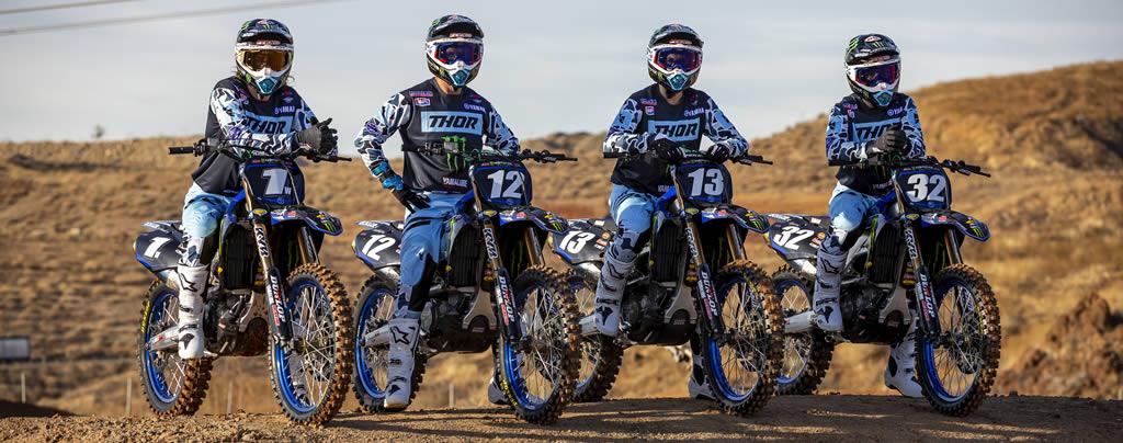 Antigravity Batteries & Star Racing Yamaha 2020