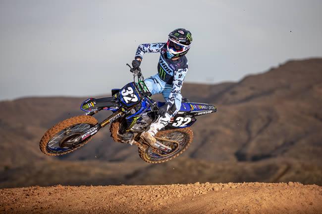 Justin Cooper, Star Yamaha Racing, Antigravity-Sponsored