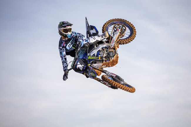 Dylan Ferrandis, Star Yamaha Racing, Antigravity-Sponsored