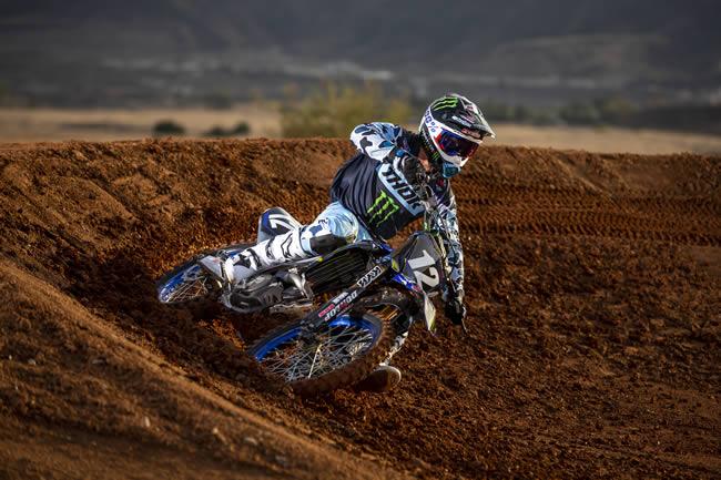 Shane McElrath, Star Yamaha Racing, Antigravity-Sponsored