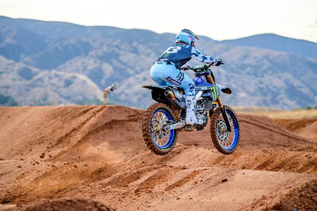 Colt Nichols, Star Yamaha Racing, Antigravity-Sponsored