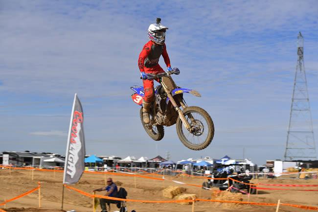 Purvines Racing, Justin Seeds at Adelanto NGPC