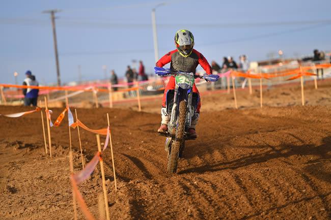 Purvines Racing, Mason Ottersberg at Adelanto NGPC
