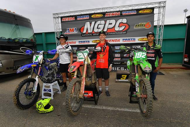 Purvines Racing, Tyler Lynn Wins NGPC Rd 1