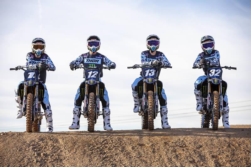 Star Racing Yamaha 2020, Antigravity-Sponsored
